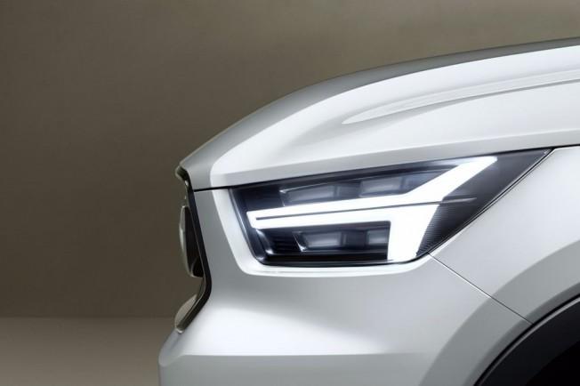 Volvo V40 y XC40 - teaser