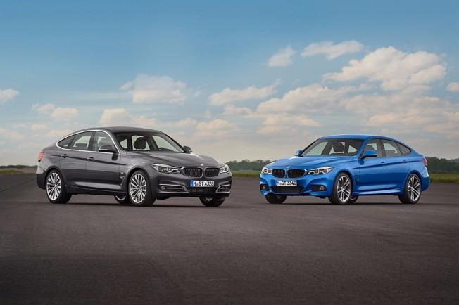 BMW Serie 3 GT 2016