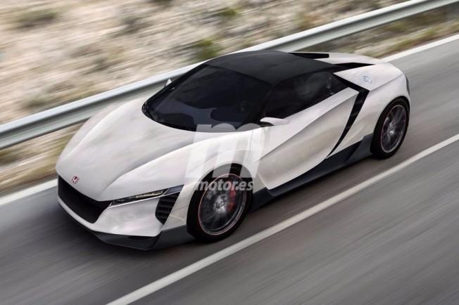 Honda S2000 - recreación