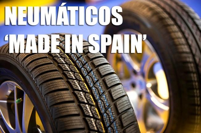 Neumáticos Fabricados en España