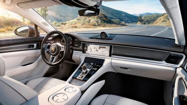 Porsche Panamera 2017 - interior