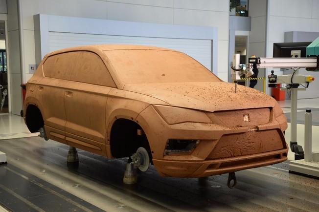 El proceso de diseño de un coche según SEAT