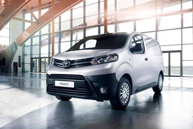 Toyota Proace 2016