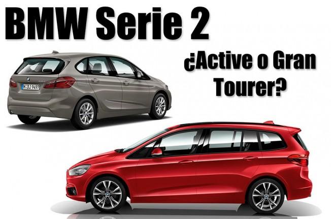 BMW Serie 2 Active Tourer y Serie 2 Gran Tourer