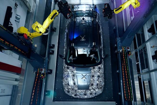 El BMW Serie 5 2017 estrenará una tecnología para su producción