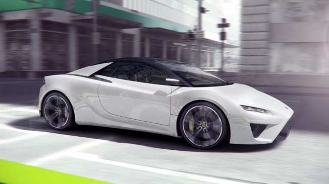 Lotus Elise Concept