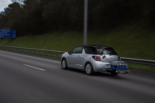DS Automobiles - pruebas de consumo de combustible