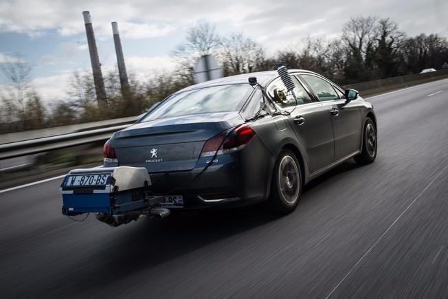 Peugeot - pruebas de consumo de combustible