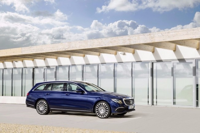 Mercedes Clase E Estate 2016 - lateral