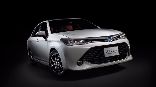 Toyota Corolla Axio 50 Limited