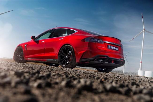 Tesla Model S Voltes Gen-SS