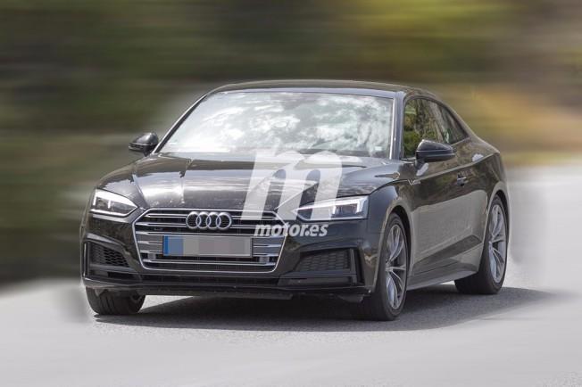 Audi RS5 2017 - foto espía