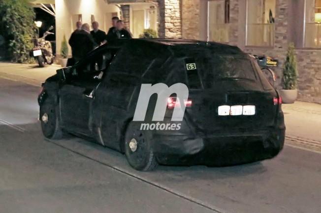 B-SUV SEAT - foto espía
