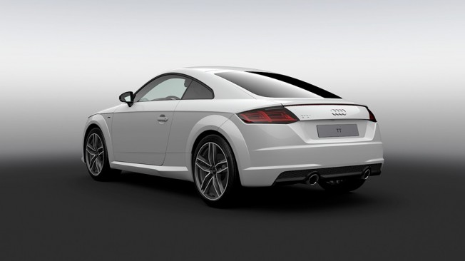 Audi TT Black Line Edition