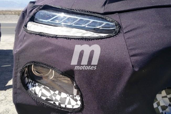Kia SUV Compacto - foto espía
