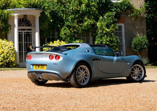 Lotus Elise 250 Special Edition - posterior