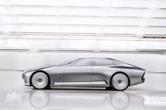 Mercedes Concept IAA - lateral