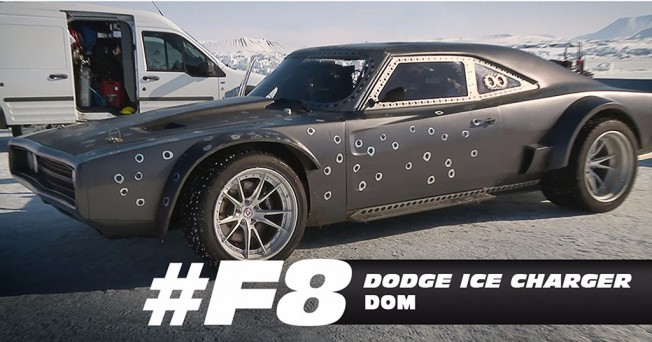 Dodge Charger Fast & Furious 8