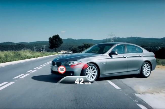 BMW Serie 5 2017 y sus sistemas de conducción semi-autónoma