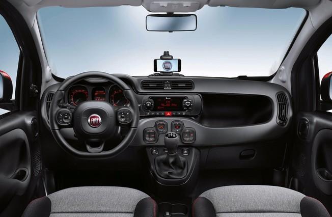 Fiat Panda 2017 - interior