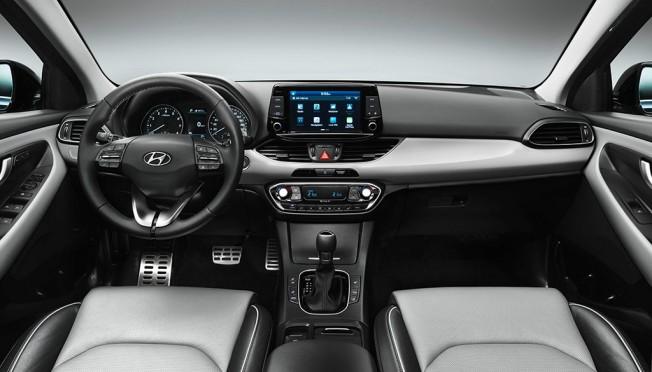 Hyundai i30 2017 - interior