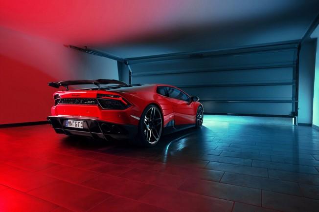 Novitec Torado Lamborghini Huracán RWD Coupé