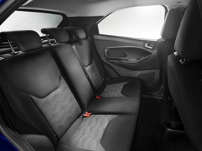 Ford KA+ - interior