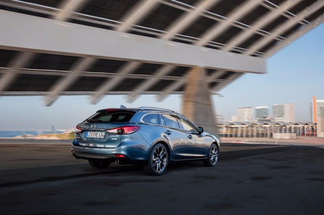 Mazda6 Wagon 2017