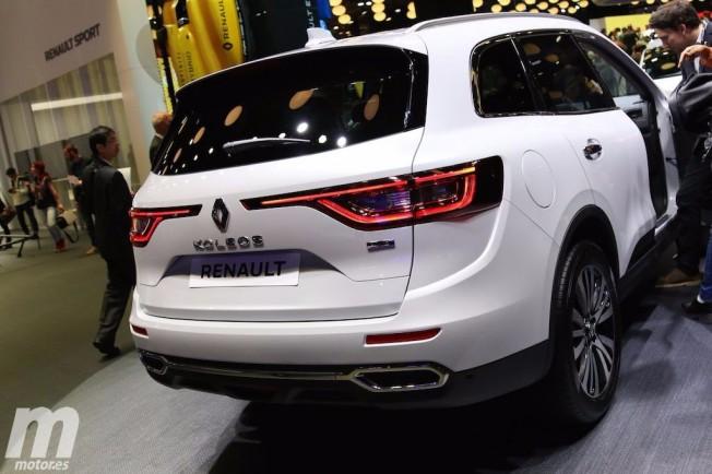 Renault Koleos 2016 - posterior