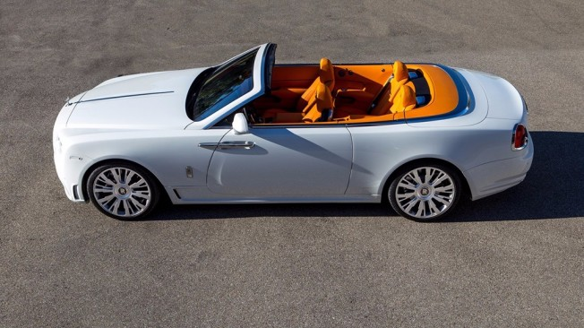 Rolls-Royce Dawn preparado por Spofec