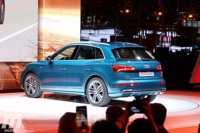 Audi Q5 2017 - Salón de París 2016