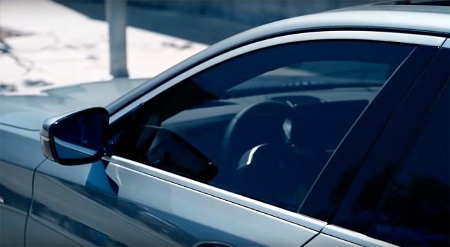 BMW Serie 5 2017 - teaser