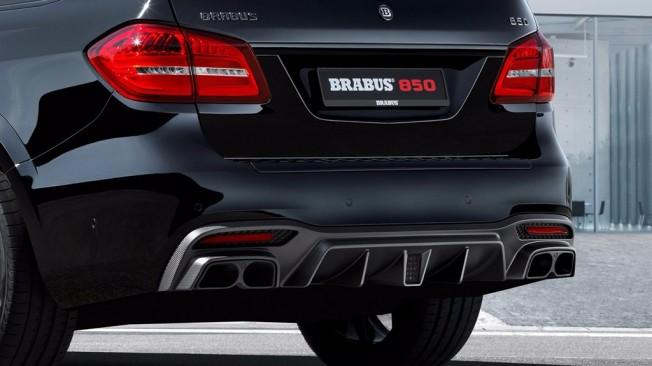 Brabus 850 XL - posterior