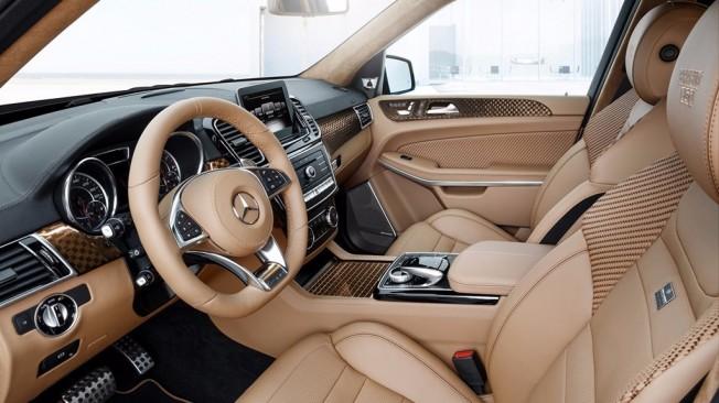 Brabus 850 XL - interior