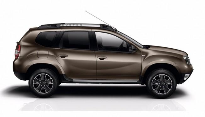 Dacia Duster Blackshadow - lateral