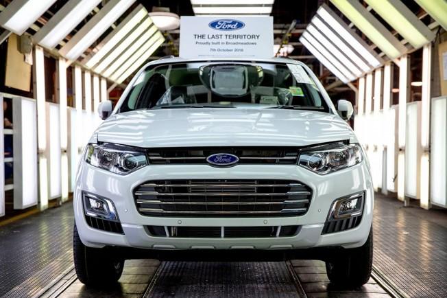 Ford Territory - Australia