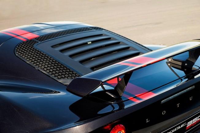 Lotus Exige 350 Special Edition - posterior