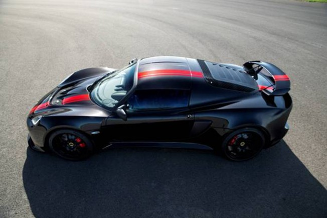 Lotus Exige 350 Special Edition - lateral