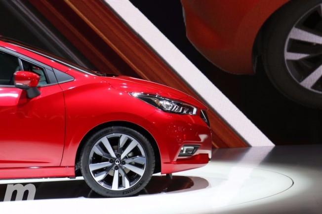 Nissan Micra 2017 - llanta