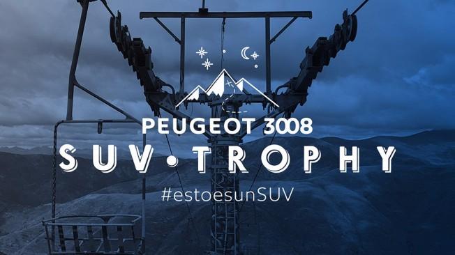 Peugeot 3008 SUV Trophy