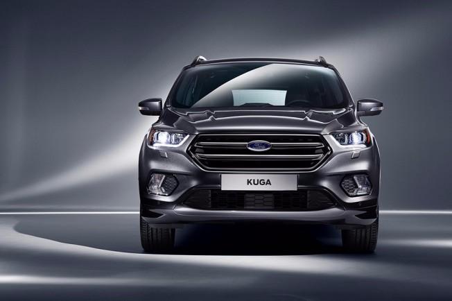 Ford Kuga 2017 - frontal