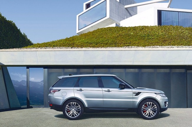 Range Rover Sport 2017 - lateral