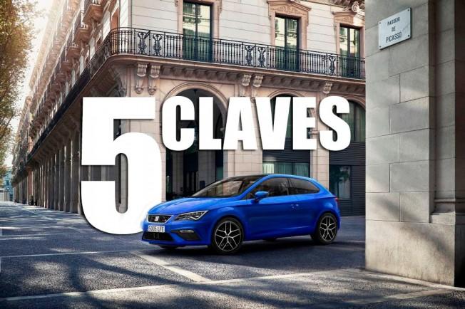 Las 5 claves del nuevo SEAT León 2017