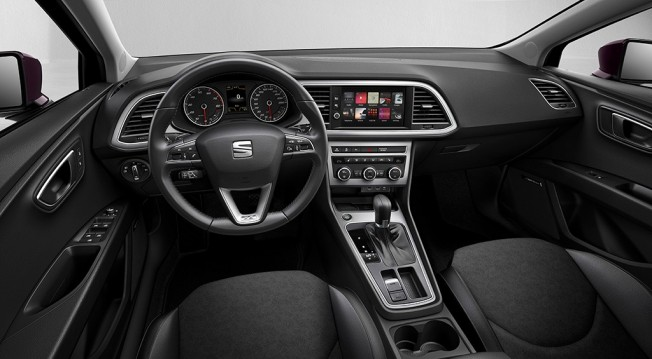 SEAT León 2017 - interior