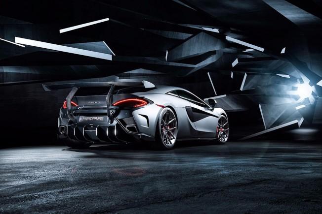 Vorsteiner McLaren 570-VX - posterior