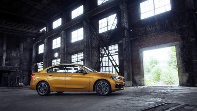 BMW Serie 1 Sedán 2017