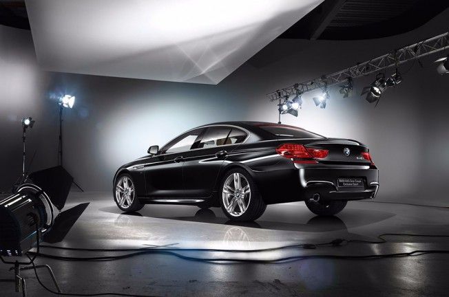 BMW Serie 6 Gran Coupé Exclusive Sport