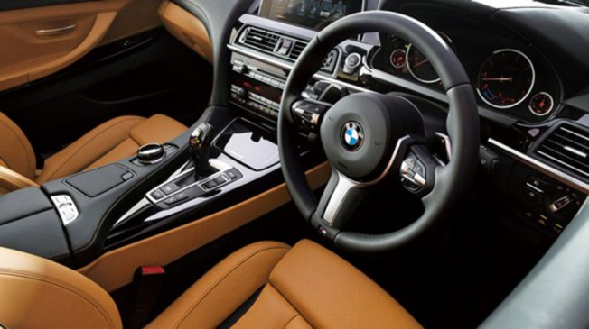 BMW Serie 6 Gran Coupé Exclusive Sport - interior