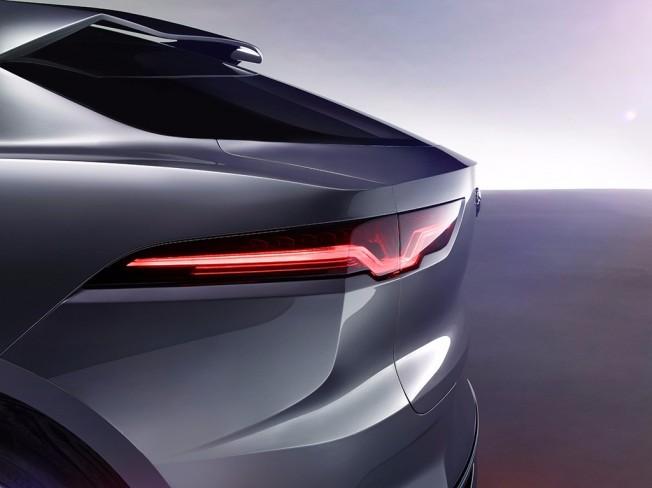 Jaguar I-Pace Concept - posterior