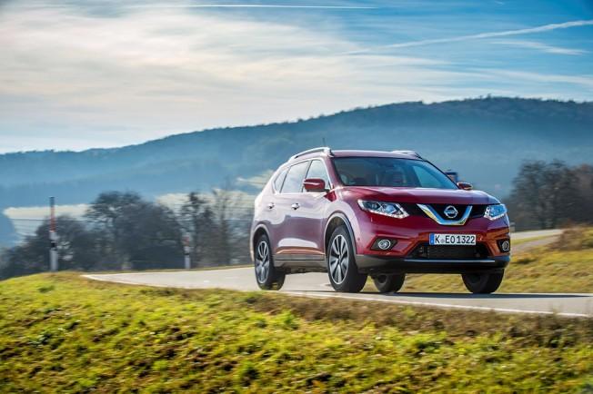 Nissan X-Trail - gama 2017